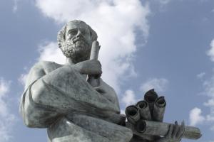aristotle-statue