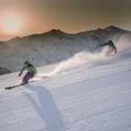 Why Skiers Can Be Thankful for Bacteria